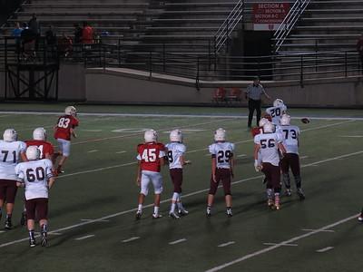 Jenks 8th Grade Football