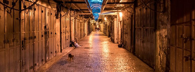 Callejones de Jerusalén