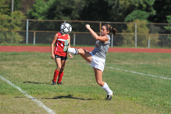 2010 New Brighton High School Girls Soccer