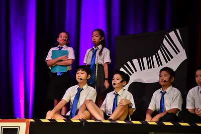 Primary Performing Arts