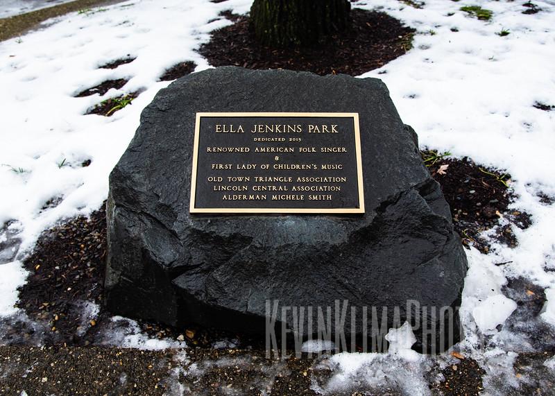 Ella Jenkins Park