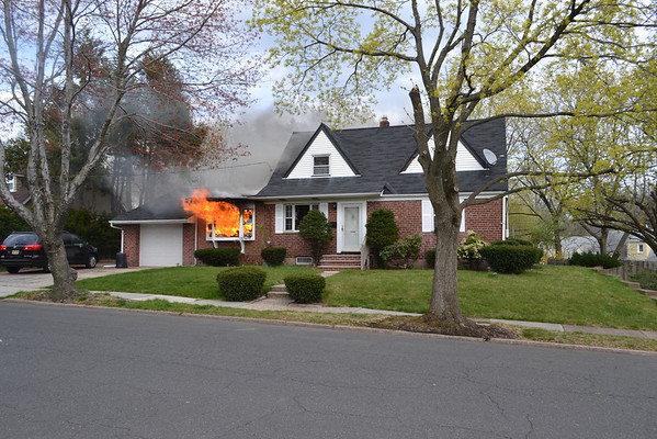 04/09/12 - New Milford, NJ - Working Fire