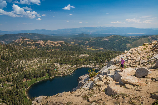 Best Hikes in Truckee: Frog Lake Overlook