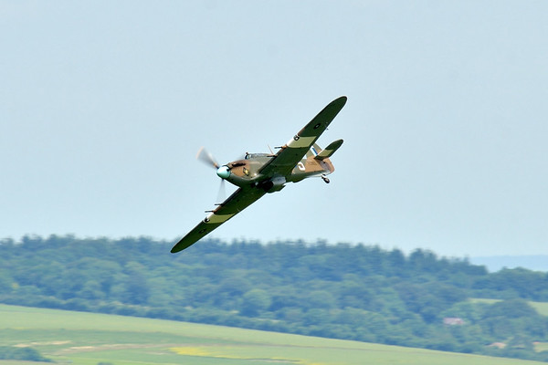Chalke Valley Historic Festival 29-06-13