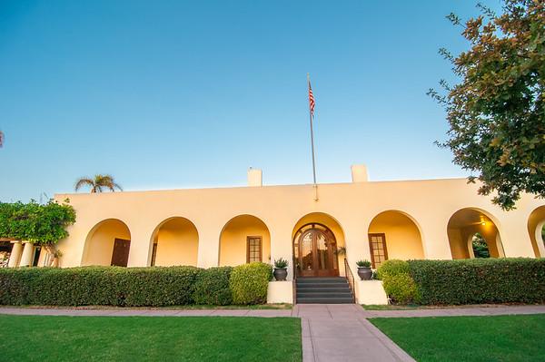 Exterior La Jolla Women's Club Wedding and Community Event Venue