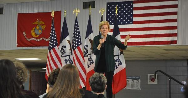Elizabeth Warren March 2, '19