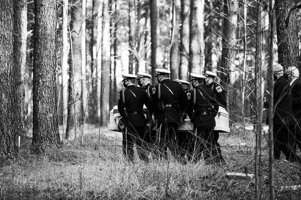 Lt. Richard Odum Funeral