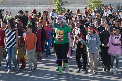 Mission Ridge Halloween Parade