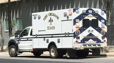 New Orleans EMS