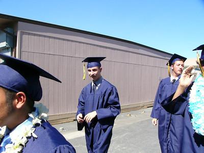 Eriks Graduation 2006