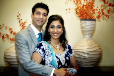 Uma & Kapil's Wedding