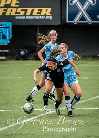 Girls Cougars '01 Purple 2019-2020 Season (U19)