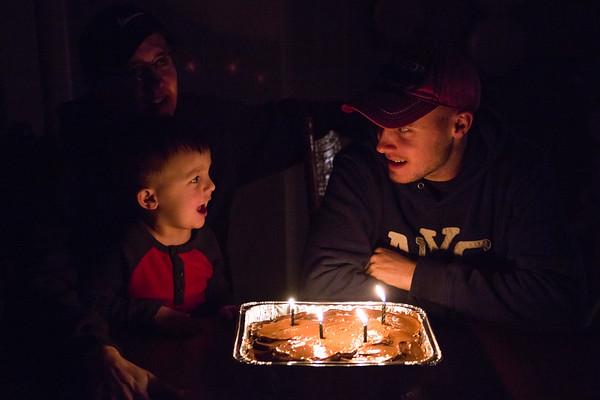 Brett's Birthday
