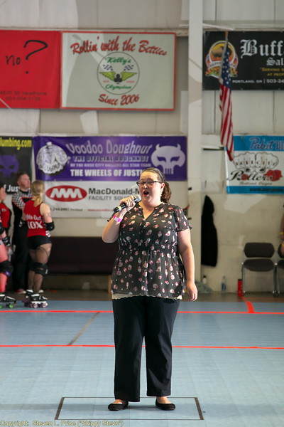 4-25-15, Betties v. GNR, First Half