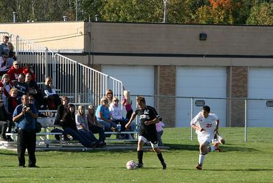 Boys Varsity Soccer - 2010-2011 - 9/28/2010 Newaygo