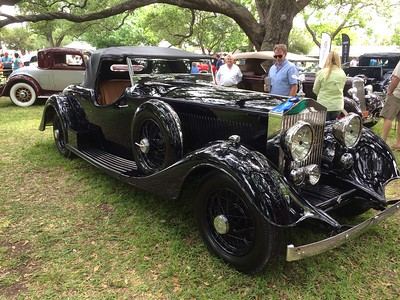 1934 Rolls-Royce PII Continental 2SK