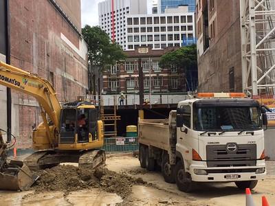 155 Queen Street Demolition