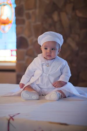 Tamez Baptism