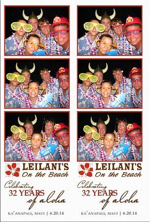 Leilani's 32nd Anniversary Party