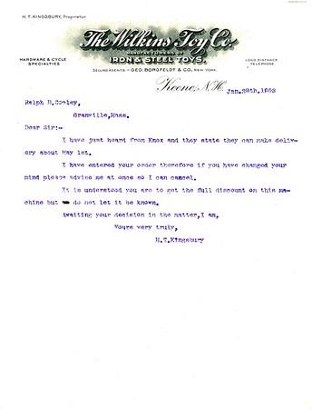 1903 Knox