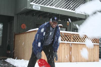 Oregon Snow Day 2007