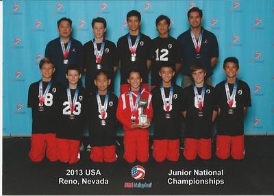 2013 USA Volleyball Junior National Championships