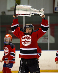 Devils lift the cup