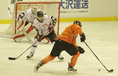 Killer Whales vs Nikko Ice Bucks