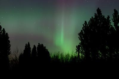Aurora Borealis November 1 2011