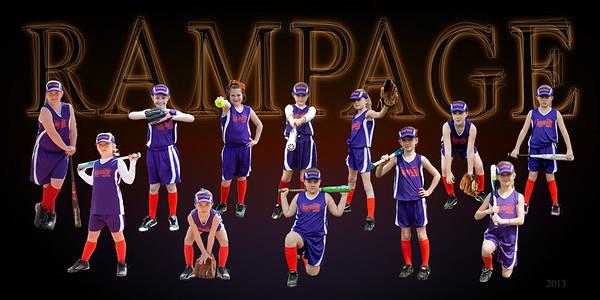 Softball - Rampage