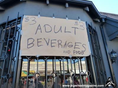 Refreshments - CicLAvia 2011 - Los Angeles, CA - October 9, 2011