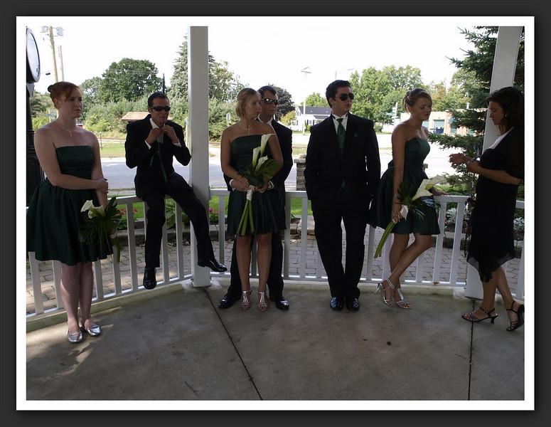 Bridal Party Family Shots at Stayner Gazebo 2009 08-29 063 .jpg