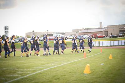 MW Varsity Football VS CG Finney