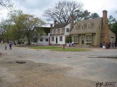 april 2009 williamsburg, virginia