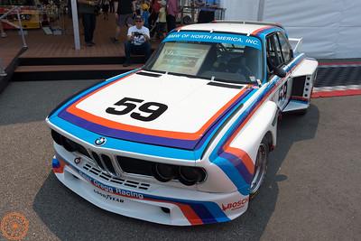 Racecars at Laguna Seca