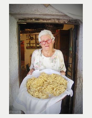 Nonna Maria- In the Kitchen