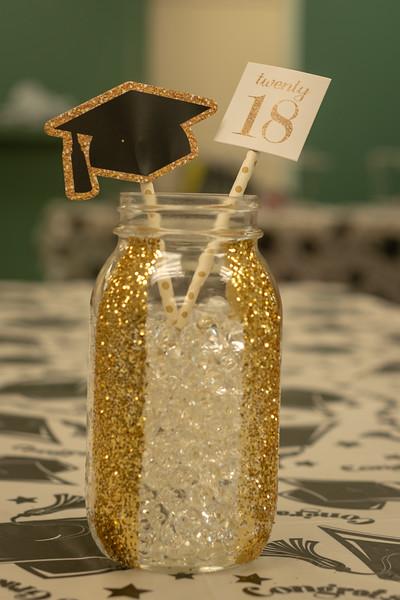 Zaria Graduation Party