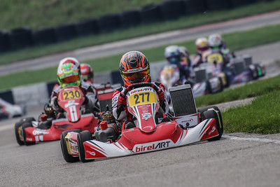 MRFKC Race 2 Hamilton 2021
