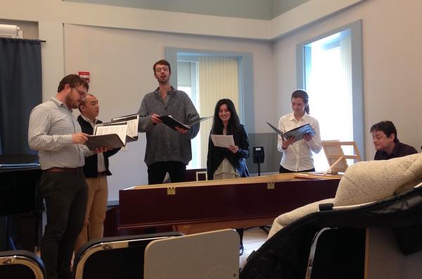 ISM Choral Conductors Voice Recital 2016