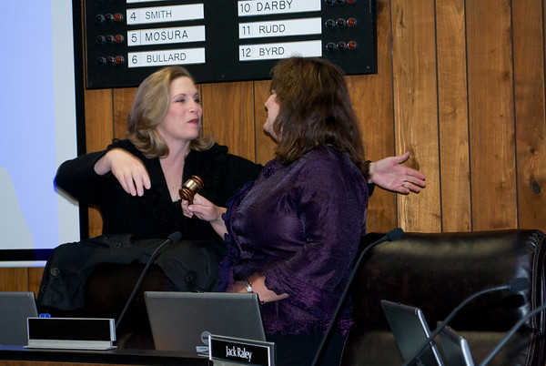 SB Meeting's in 2012 Random