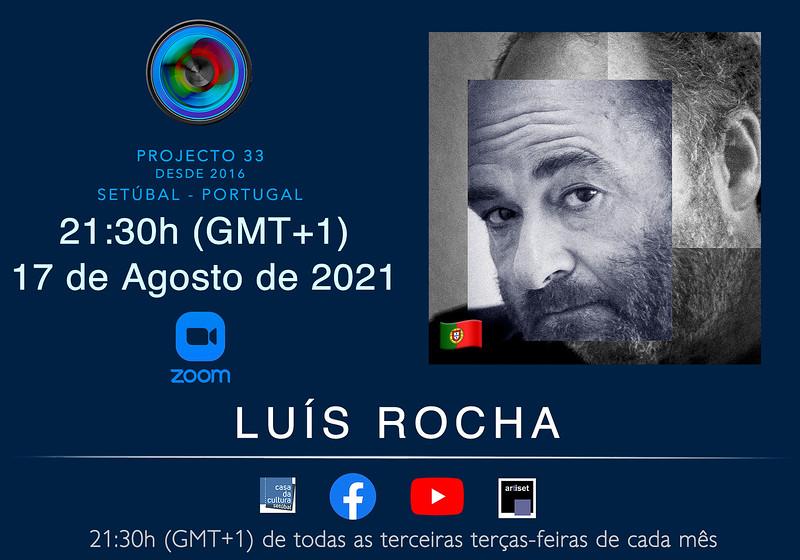 Luís Rocha - Agosto 2021