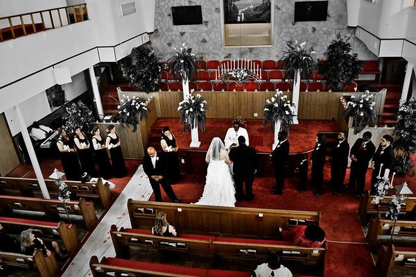 Amanda & Richard's Ceremony