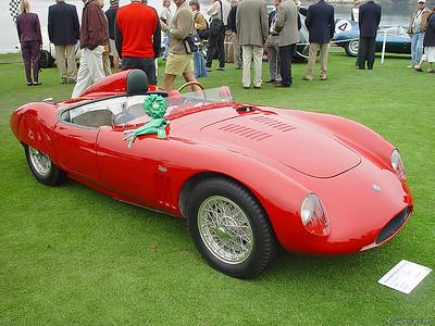 1957 Osca 187S Morelli Roadster