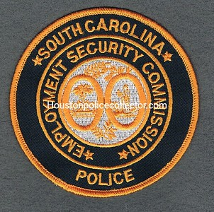 South Carolina Employment Securities Commission Police