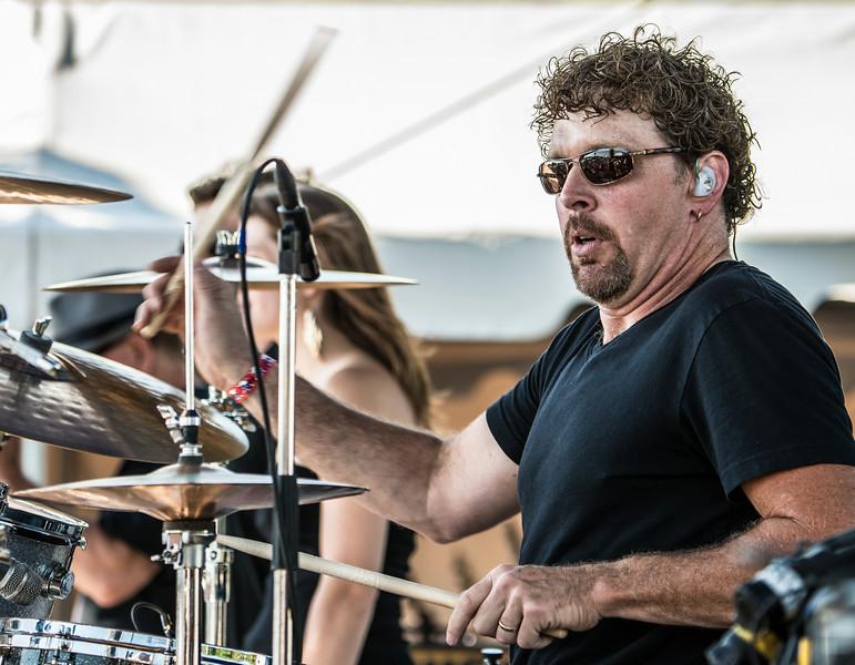 Jerry Archambault- Crow-2014 Taste of Minnesota-Waconia MN