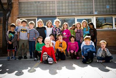 2010-2011 Robertson Kindergarten