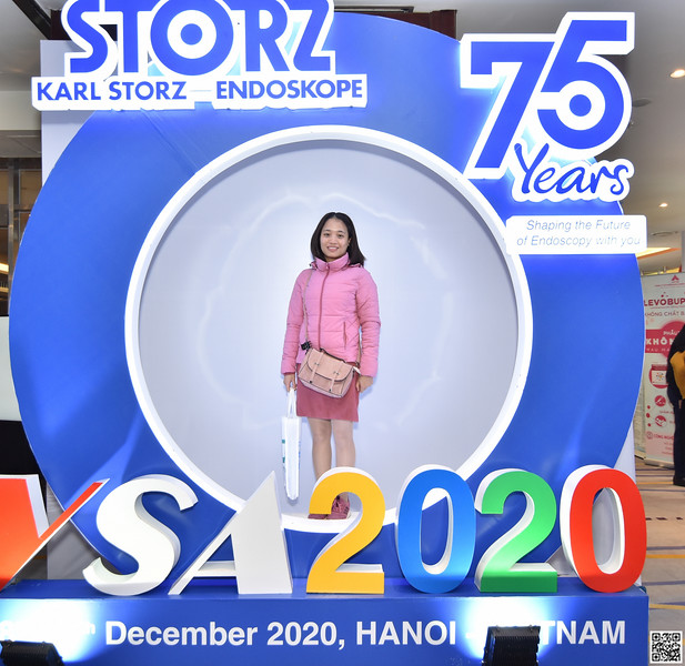 Karl Storz Vietnam | Karl Storz @ Đại hội Gây mê Hồi sức toàn quốc (VSA) lần thứ VIII tại Hà Nội | Chụp hình in ảnh lấy ngay Sự kiện tại InterContinental Hanoi Landmark72| WefieBox Photobooth Ha Noi