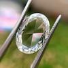 2.32ct Flat Oval Shape Diamond GIA J SI1 23