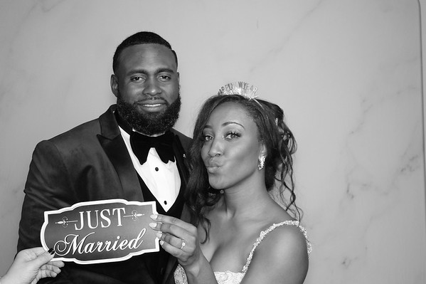Nikki & JaMario's Wedding