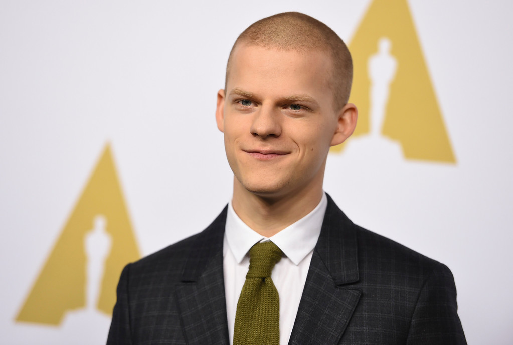 . Lucas Hedges arrives at the 89th Academy Awards Nominees Luncheon at The Beverly Hilton Hotel on Monday, Feb. 6, 2017, in Beverly Hills, Calif. (Photo by Jordan Strauss/Invision/AP)